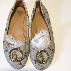 Baby Phat flat ballet shoes